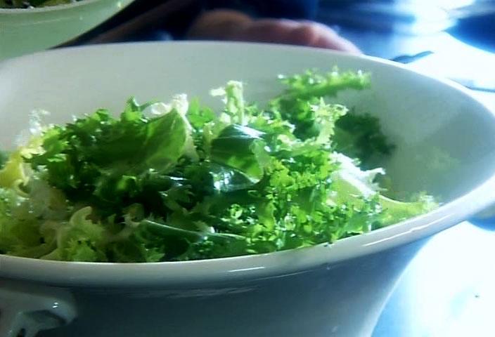 Salade verte par jos e di stasio di stasio t l qu bec - Accompagnement salade verte ...