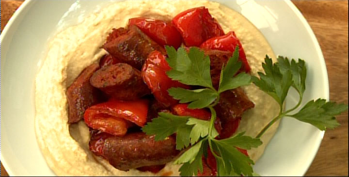 cuisine libanaise - di stasio - téléquébec