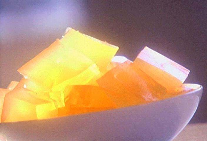 Gel e de pommes pour accompagner les fromages par anne - Gelee de pommes avec extracteur ...