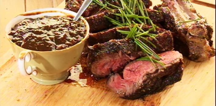 cuisson parfaite pour les steaks de boeuf par fred morin. Black Bedroom Furniture Sets. Home Design Ideas